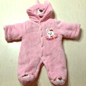 Other - ❤️Warm Coveralls 0-3M❤️